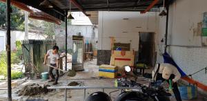 Công trình cải tạo quán cho khách hàng ở Thủ Dầu Một Bình Dương