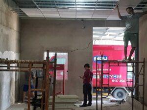 công trình cải tạo sửa chữa nhà văn phòng công ty