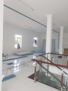 Văn phòng lâp dựng nhanh bằng thạch cao cho chi phí rẻ nhất so với các vật liệu khác